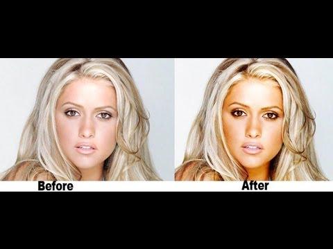 how to change skin tone