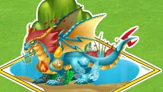 getlinkyoutube.com-Dragon City-Elements Dragon!