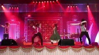 getlinkyoutube.com-Aluma Doluma Thala Ajith Therikka Vidalama V.Entertainment Dancers