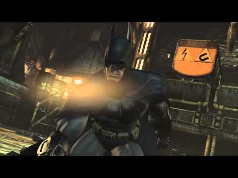 Batman Arkham City - The Joker Trailer