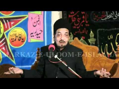 Majlis No. 3 - Ashra 01 Safar to 10 Safar 2012 - Allama Zameer Akhtar Naqvi in Dhudyal