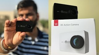 getlinkyoutube.com-Xiaomi Yi 4K Action Camera Unboxing and First Look Review