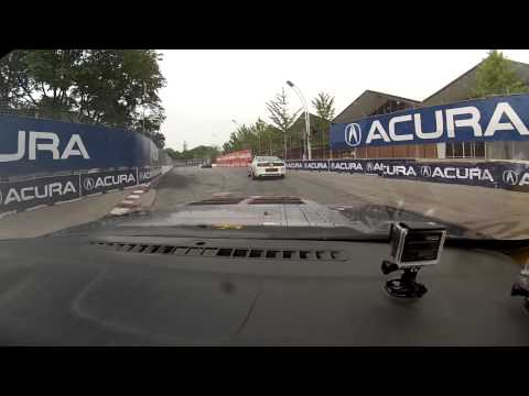 PWC 2014 Toronto On Board Highlights of Geoff Reeves Round 10 GTS