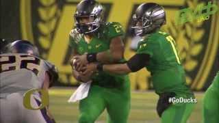 "getlinkyoutube.com-Oregon Ducks Football vs. Utah 2013 HD ""Coming Home"""
