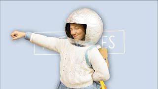 getlinkyoutube.com-Cómo hacer un de casco de astronauta - Iki-hack 3