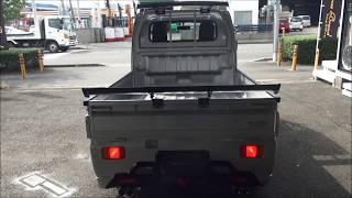 getlinkyoutube.com-センスブランド マフラーサウンド 軽トラ キャリィトラック
