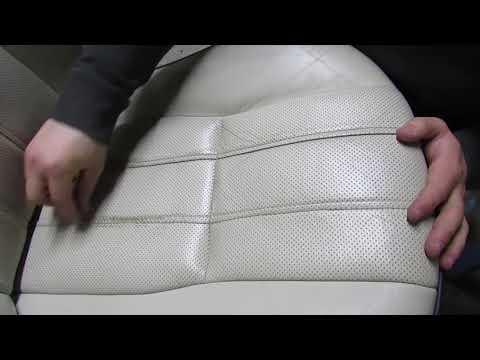 Салон авто, ремонт сидений range rover