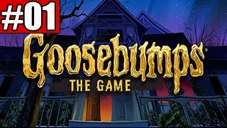 getlinkyoutube.com-Goosebumps The Game Walkthrough Part 1 No Commentary Gameplay Lets Play