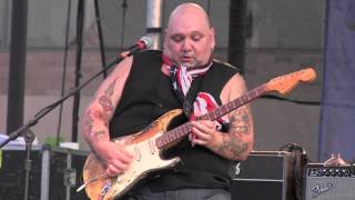 "getlinkyoutube.com-POPA CHUBBY  ""Hey Joe"" 7-18-14"