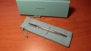 Tiffany T-Clip Ballpoint Pen