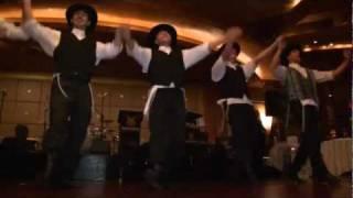 getlinkyoutube.com-Bottle Dancers Jewish dancers New York City