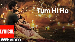 "getlinkyoutube.com-""Tum Hi Ho"" Aashiqui 2 Full Song With Lyrics 
