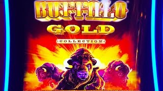 getlinkyoutube.com-++NEW Buffalo Gold slot machine, DBG #1