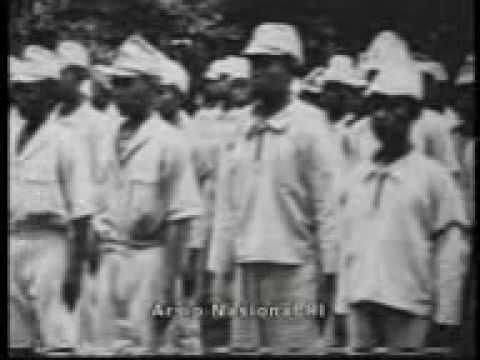 "PROKLAMASI 17 Agustus 1945 ""bung karno dan Hatta"""