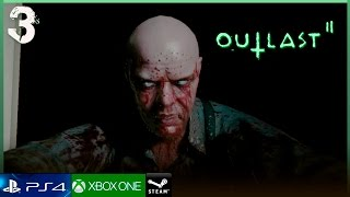 OUTLAST 2 Gameplay Español Parte 3 (PS4 PRO) Walkthrough | PERSECUCIONES DEMONIACAS 1080p 60FPS width=