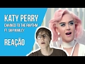 ⛔️ Katy Perry - Chained To The Rhythm Official ft. Skip Marley - REAÇÃO [REACTION]