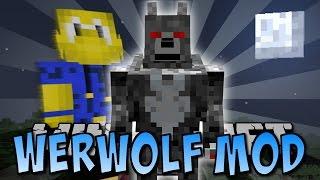 getlinkyoutube.com-Minecraft WERWOLF MOD (Werde zum Werwolf!) [Deutsch]