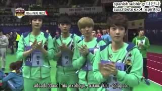 getlinkyoutube.com-[Sub Español] 130211 Idol Star Olympics Parte 2