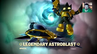 getlinkyoutube.com-SKYLANDERS SUPERCHARGERS LEGENDARY ASTRO BLAST AND SUN RUNNER FIRST PORTAL DROP