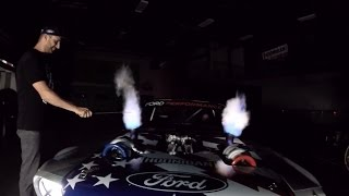 Ken Block's HOONICORN V2 Makes METHmallows