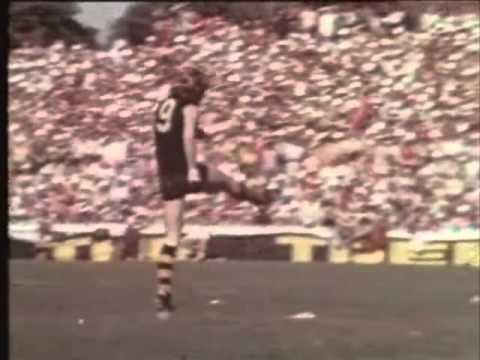 1973 Grand final Glenelg v North colour highlights part 1