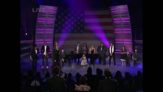"getlinkyoutube.com-Kaitlyn Maher (American's Got Talent 2008 TOP 10 SHOW) - ""A Moment Like This"" .avi"