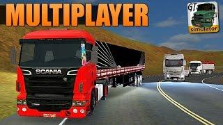 getlinkyoutube.com-Grand Truck Simulator Multiplayer - MEGA COMBOIO + ACIDENTE!