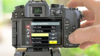 getlinkyoutube.com-Panasonic Lumix DMC G7 Review and Comparison with GH4 4k