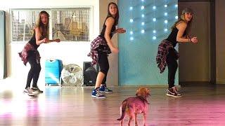 getlinkyoutube.com-Fitness Dance - Get Ugly - Jason Derulo - Choreography