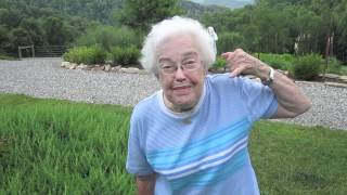 Grandma Sings Call Me, Maybe