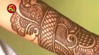 getlinkyoutube.com-Beautiful Mehndi Designs For Hands Simple And Easy By Sunil 1\