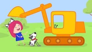 getlinkyoutube.com-Смарта и Чудо-сумка - Спотти заболел - Развивающий мультик-квест для малышей