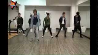 getlinkyoutube.com-[ENG SUB] Teen Top - 'To You' dance practice (Mental Breakdown version)