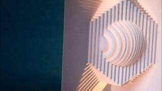 getlinkyoutube.com-origami - pop-up - origami architecture (Ramin Razani) - dutchpapergirl