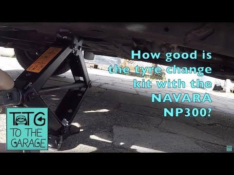 Np300 Jack, wheel brace & spare wheel. Any Good?