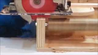 getlinkyoutube.com-How To Cut Tenons with a Circular Saw!