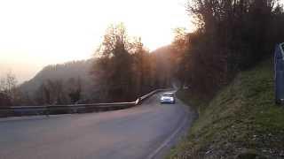 getlinkyoutube.com-ford escort cosworth power by bulldozer drag racing team