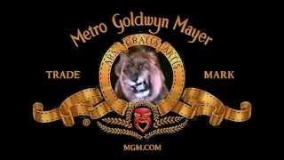 getlinkyoutube.com-MGM Trademark Logo: Lions 1920's - Present