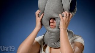 Ostrich Pillow for napping anywhere