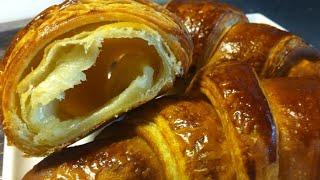 getlinkyoutube.com-Croissant   الكرواسون الطريقة الاصلية الفرنسية %100