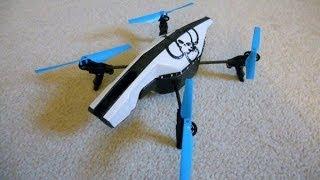 getlinkyoutube.com-AR.Drone 2.0 Power Edition - Additional Modifications
