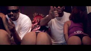 Fly West Featuring Young West Tantrum - White Tee Music Video Big Booty Uncut