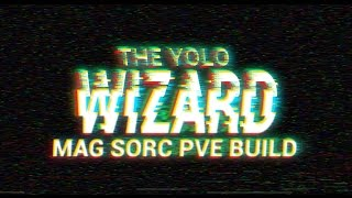 getlinkyoutube.com-ESO One Tamriel - Magicka Sorcerer DD PVE Build