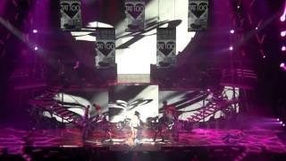 Britney Spears consert Malmø Sweden October 11th 2011