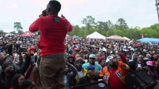 getlinkyoutube.com-NEW!! LIL BOOSIE [CONCERT] 2015 : Touch Down 2 Cause Hell / Trill ent
