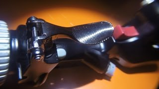Warthog Joystick KG12 Trigger Mod / Pinkie switch Mod ( German )