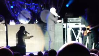 getlinkyoutube.com-Pitbull - Latinos In Paris / Pelotero A La Bola Live Planet Pit World Tour Albuquerque NM
