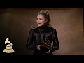 Daya accepting for Dance Recording | Acceptance Speech | 59th GRAMMYs