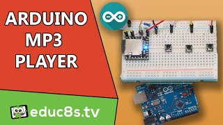 getlinkyoutube.com-Arduino Project: MP3 player using Arduino and DFPlayer mini MP3 player module from banggood.com