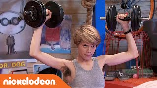 getlinkyoutube.com-Henry Danger | Henry The Man-Beast | Nick